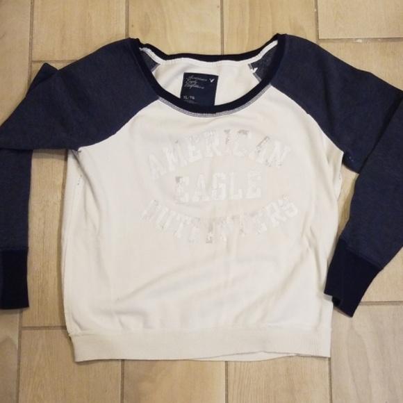 American Eagle Pullover Sweatshirt